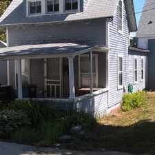 Rental info for Three Bedroom In Old Orchard Beach