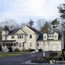 Rental info for Single Family Home Home in Norwell for For Sale By Owner