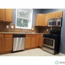 Rental info for FULLY RENOVATED FROM TOP TO BOTTOM, FINISHED BASEMENT, PATIO/DECK AVAIL NOW in the Harwood area
