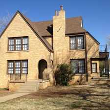 Rental info for Extra Large 2BR Duplex in Midtown / Plaza District in the Oklahoma City area