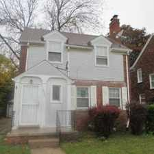 Rental info for Spacious Brick Colonial