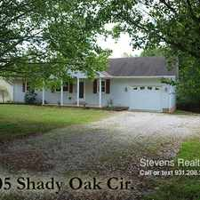 Rental info for 3705 Shady Oak Cir