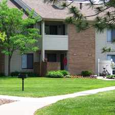 Rental info for Shoal Creek Apartments
