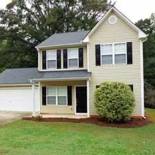 Rental info for 435 Shenandoah Ct Winder, GA 30680