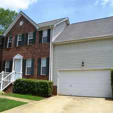 Rental info for 109 Saddlemount Lane Simpsonville, SC 29680
