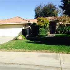 Rental info for immaculate 3/2 house near colleges