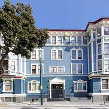 Rental info for 400 DUBOCE Apartments in the Duboce Triangle area