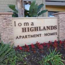 Rental info for Elan Loma Highlands