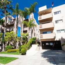 Rental info for Palm Royale Apartments in the Mar Vista area