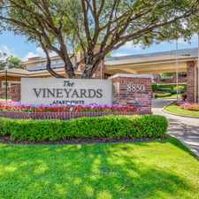 Rental info for The Vineyards