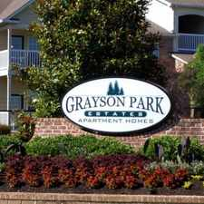 Rental info for Grayson Park Estates