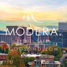 Rental info for Modera Goose Hollow in the Goose Hollow area