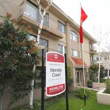 Rental info for Merridy Court in the Northridge area
