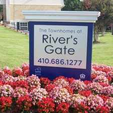 Rental info for Townhomes at Rivers Gate