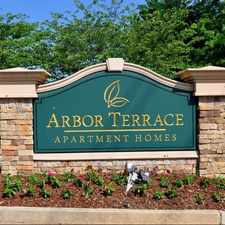 Rental info for Arbor Terrace Apartments