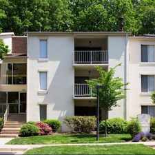 Rental info for Lerner Springs at Reston
