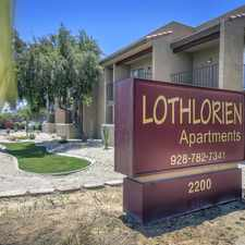 Rental info for Lothlorien