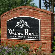 Rental info for WALDEN POINTE