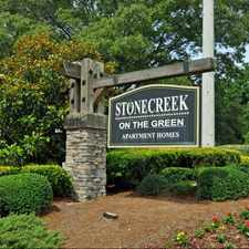 Rental info for Stonecreek on The Green
