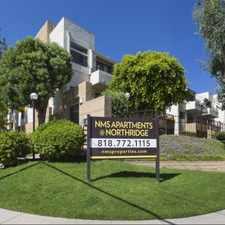 Rental info for NMS @ Northridge