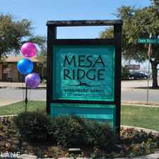 Rental info for Mesa Ridge