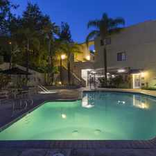 Rental info for 13. NMS@Granada Hills