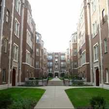 Rental info for 5034-5046 S. Woodlawn Avenue