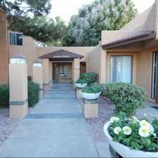 Rental info for Desert Place