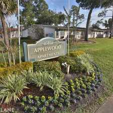 Rental info for Applewood Apartments