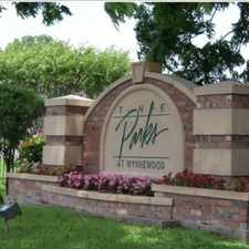 Rental info for Parks at Wynnewood Apartments