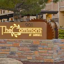 Rental info for Commons at Sawmill