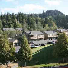 Rental info for Golf Creek Apartments