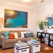 Rental info for Sienna Square