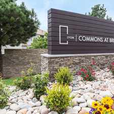 Rental info for Commons at Briargate in the Colorado Springs area