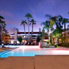 Rental info for Camden San Paloma in the Scottsdale area