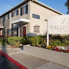 Rental info for Valley Park Apartments in the Santa Ana area
