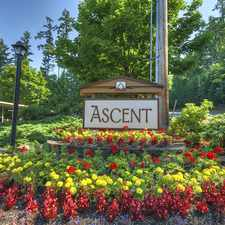 Rental info for Ascent Apartment Homes