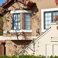 Rental info for Capistrano Pointe