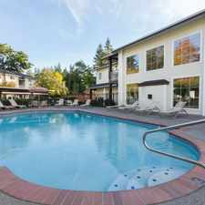 Rental info for Fairwood Pond in the Renton area