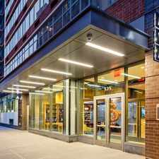 Rental info for AVA High Line in the New York area