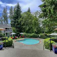 Rental info for Corbella at Juanita Bay in the Kirkland area