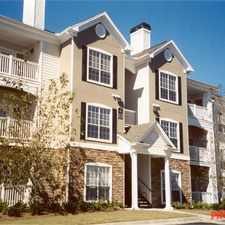 Rental info for Heights at Towne Lake