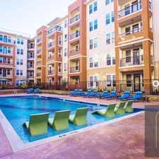 Rental info for S Hulen St & Overton Plaza