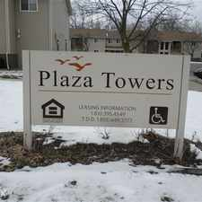 Rental info for Plaza Towers Apartments