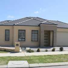 Rental info for BEAUTIFUL VILLA HOME! in the Perth area