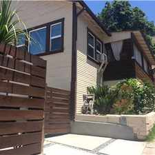 Rental info for Bachelor Studio for Rent in Montecito Heights in the Los Angeles area