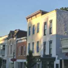 Rental info for 1428 Wisconsin Avenue NW #301 in the Georgetown area
