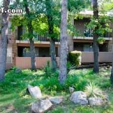 Rental info for One Bedroom In Fort Worth in the Ryanwood area