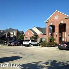 Rental info for 10600 Southdown Trace Trail
