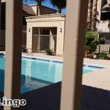 Rental info for 2902 E Fillmore St in the Phoenix area